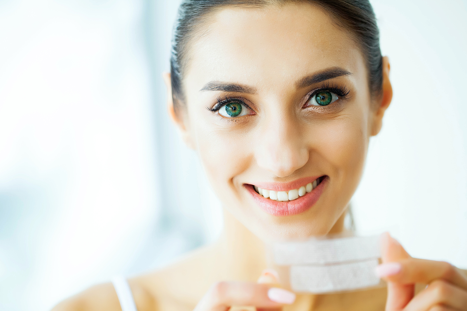 Get whiter teeth with professional teeth whitening