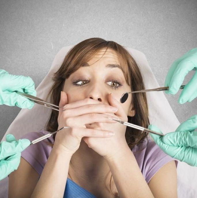 ¿Le tienes miedo al dentista?