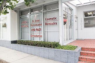 Dentist in West Whittier